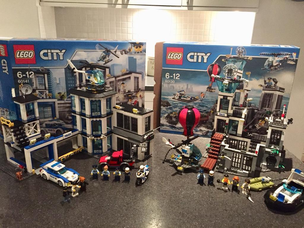 Prison Police Ads Buy Sell Used Find Right Price Here Lego City Island Bundle 2 Large Sets Rrp185in Bromsgrove Worcestershire Selling Two