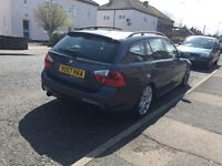 Bmw 335d m-sport touring p/x for automatic diesel 4x4