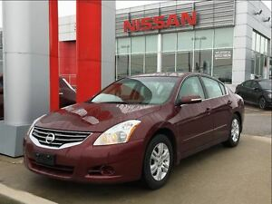 2012 Nissan Altima 2.5 SL, BOSE audio, leather, moon roof
