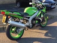 Kawasaki zx6r 99 only 17k Miles!!