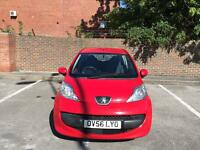 PEUGEOT 107 URBAN 1.0 SERVICE HISTORY £20 ROAD TAX