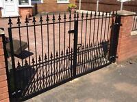CF FABRICATIONS Gates and railings