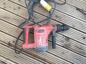 Hilti TE24 110V SDS Hammer Drill