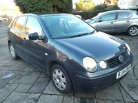 VW VOLKSWAGEN POLO 1.4TDI TWIST. MANUAL. 1 OWNER FROM NEW. DUAL CONTROLS! IDEAL FOR LEARNER DRIVER
