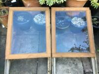 Cold frame simple kit assembles and dismantles with a few screws