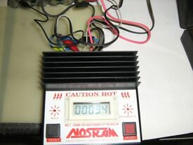 Nosram Time-out Battery Discharger