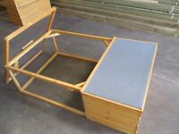 rabbit run pet run for sale new unused 4ft long x 3ft wide and 18in high