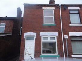 2 Bed terrace house in Stoke