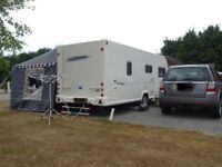 Bailey Pegasus 524, 4 berth year 2010