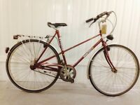 Super Beautiful Ladies road bike, Classic heritage,Pristine Quality Serviced warranty