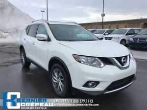 2014 Nissan Rogue SL **AWD, TOIT PANO, CAMERA, CUIR + WOW**