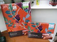 Debenhams,*King size duvet cover & pillow cases* - Unused/Sealed!