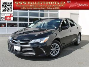 2015 Toyota Camry LE (#329)