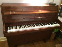 Zendor Upright Piano