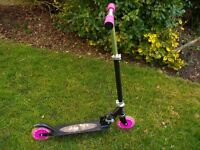 Girls Childs Scooter