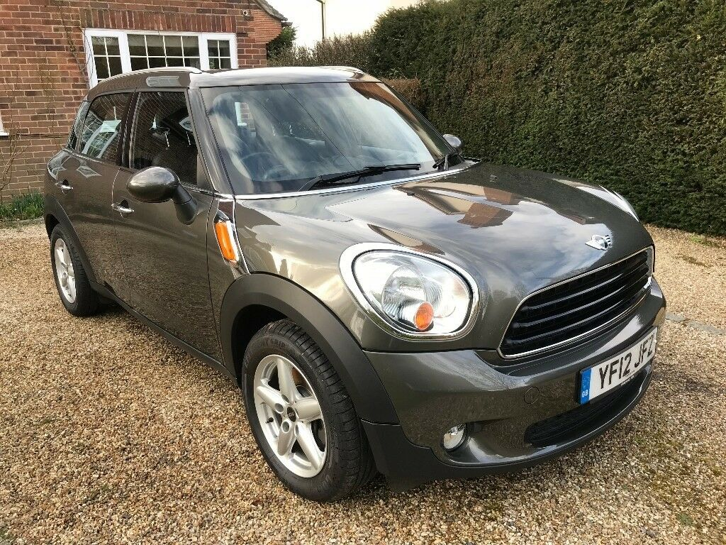 Mini Countryman 16 One D Fsh High Spec Full Leather Sports Seats