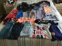 Boys Clothes Bundle Aged 10 (20 items)