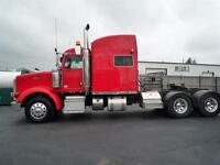 2013 Peterbilt 367 Heavy Spec Sleeper Tractor