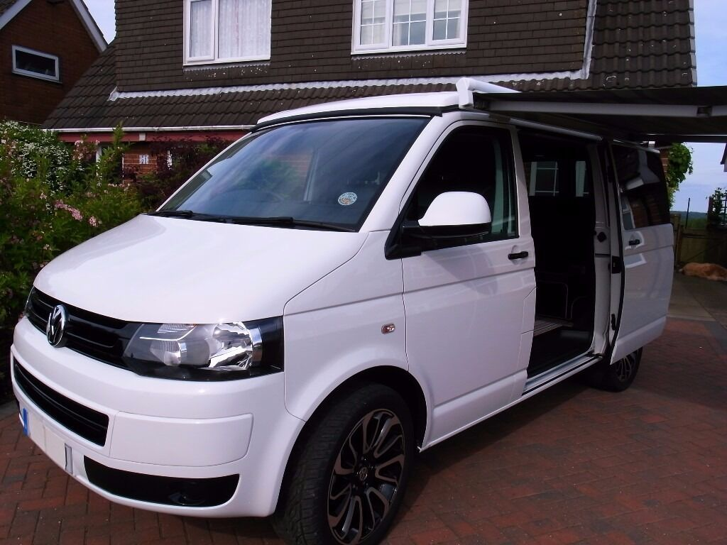 Vw T5 Campervan 2015 Low Miles Only 3690 As Newblack Edition Special