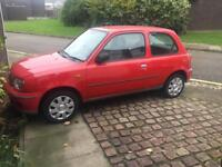 Nissan micra in good condition! Lady owner