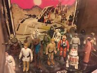 Wanted: old Star Wars toys for collector. Top prices paid.