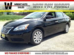 2014 Nissan Sentra S| BLUETOOTH| CRUISE CONTROL| A/C| 57,542KMS Kitchener / Waterloo Kitchener Area image 1