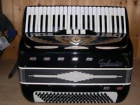 Galanti, 2 Voice (LM), Octave Tuned, 120 Bass, Piano Accordion.