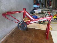 """20"""" bike frame"""