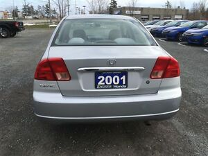 2001 Honda Civic Sedan LX-G at Kingston Kingston Area image 6