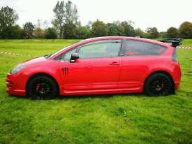 Citroen C4 by Loeb 2007 L/E 1.6 VTR+ Custom Modified.