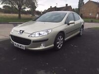 Peugeot 407 S HDI Diesel 12 Months Mot ***Immaculate Condition*Fantastic Offer***