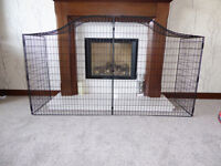 Mothercare Curved Top Fireguard