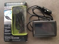 TomTom and separate traffic receiver