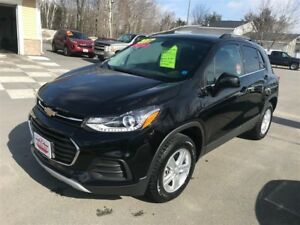 2017 Chevrolet Trax LT AWD WITH ONLY 6,105KM