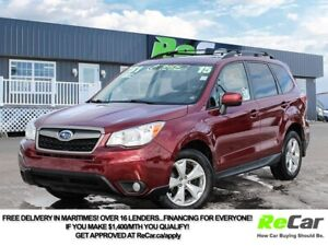 2015 Subaru Forester 2.5i Touring Package AWD | HEATED SEATS...