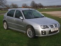 Low Mileage MG ZR Trophy