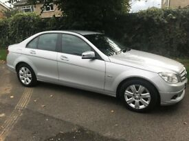 Mercedes Benz C200 Executive Bluefficiency 2010 Diesel