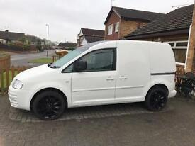 Vw Caddy 2009 - great condition great looker