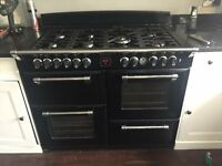Stoves Richmond Range 1000GT Dual Fuel - with 7 gas hob and 4 electric ovens/grill