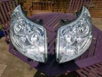 Fiat Ducato/Citroen Relay Headlights (LHD)