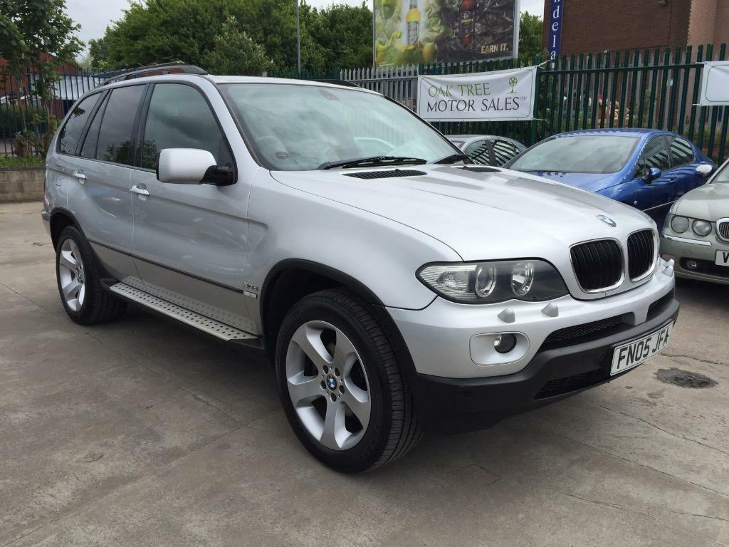 bmw x5 3 0 diesel sport 2005 05 12 months mot warranty available 3 6 12 months in. Black Bedroom Furniture Sets. Home Design Ideas
