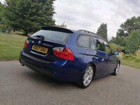 BMW 3 SERIES 2.0 320d M Sport. Automatic. Hpi-Clear.New Mot