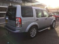LAND ROVER DISCOVERY 4 3.0SD V6 AUTO HSE - FINANCE AVAILABLE