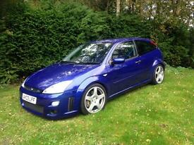 Mk1 RS Ford Focus build 1841