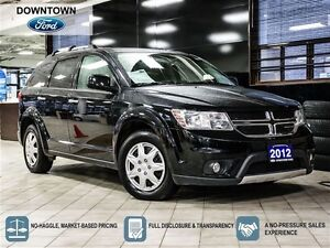 2012 Dodge Journey R/T Luxury package, AWD, Heated Leather seats