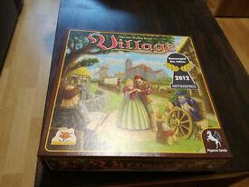 "Village Board Game (award winner ""Game of the Year 2012"")"