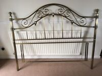 Metal Fame Headboard to suit King a Size Double Bed