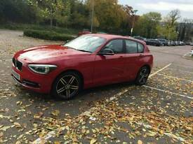 Bmw 1 series full service history with bmw