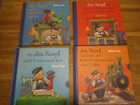GERMAN board books, Jim Knopf Stories, 3+years; Deutsche Bilderbücher ab 3 Jahren