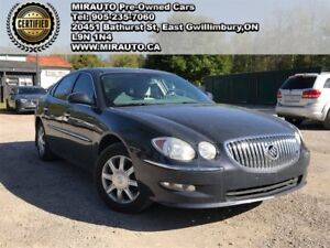 2008 Buick Allure CX Accident-Free LOW KILOMETRES!! Power Group